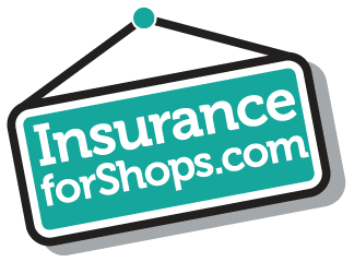 Insurance for Shops Logo